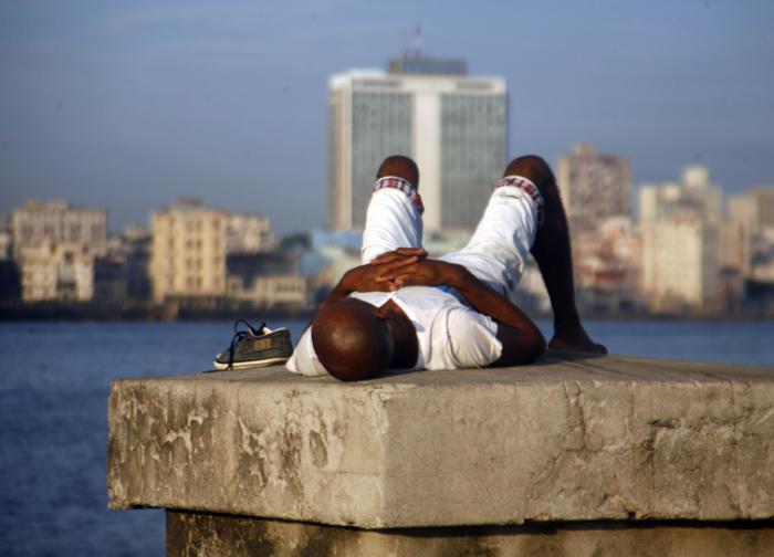 Un lugar simplemente un lugar para meditar. Foto: Jorge Luis Sánchez Rivera