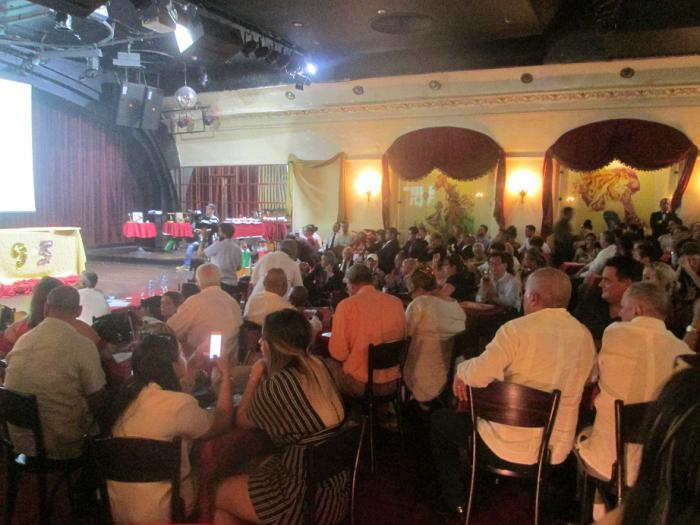 Cuban Bartenders Association celebrates its 95th anniversary