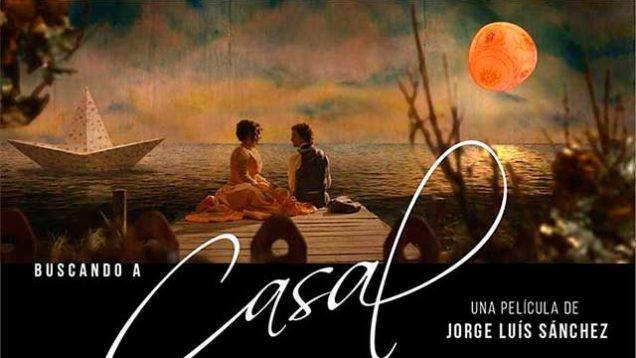 Cartel película Buscando a Casal