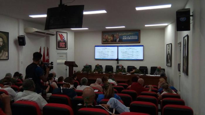 Zona de la capital de Cuba refuerza medidas frente a Covid-19