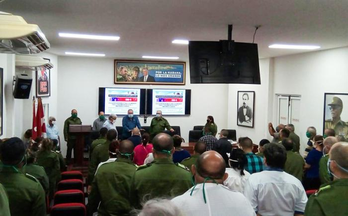 Prime Minister calls for sanitary measures in Havana