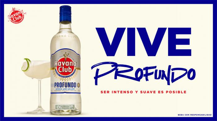 Profundo, nuevo ron de Havana Club